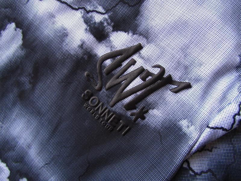 Стильная футболка sonneti - Фото 4