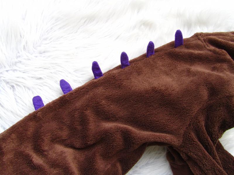 Качественный и стильный человечек пижама костюм с капюшоном de... - Фото 4