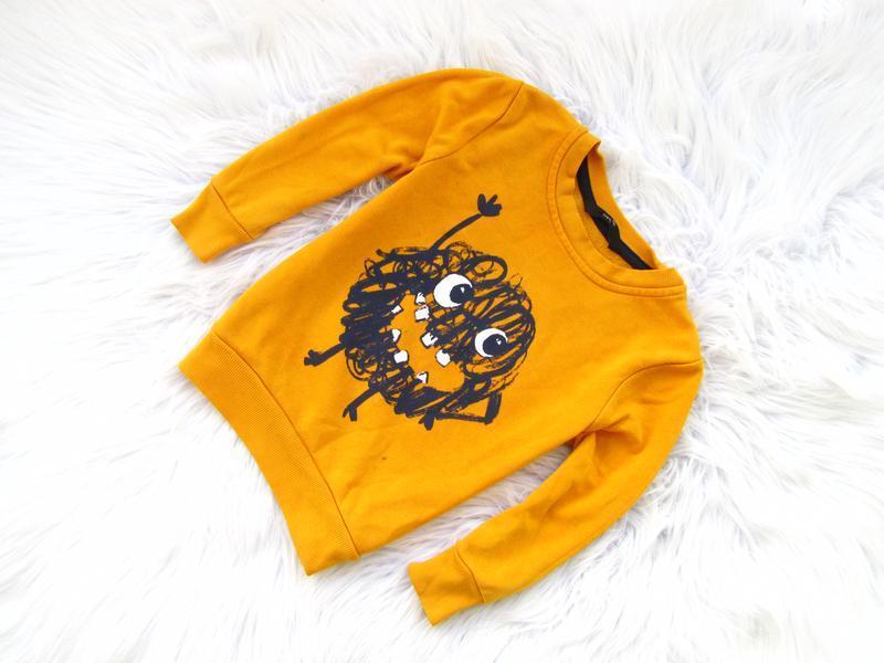 Стильный кофта свитер george