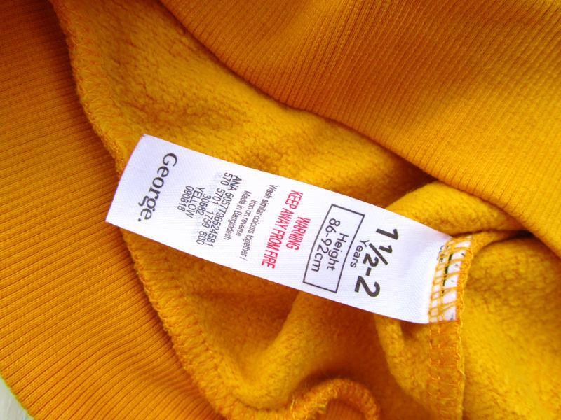 Стильный кофта свитер george - Фото 2