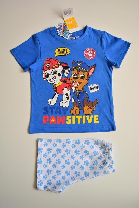 Пижама футболка шорты для мальчика, бренда disney