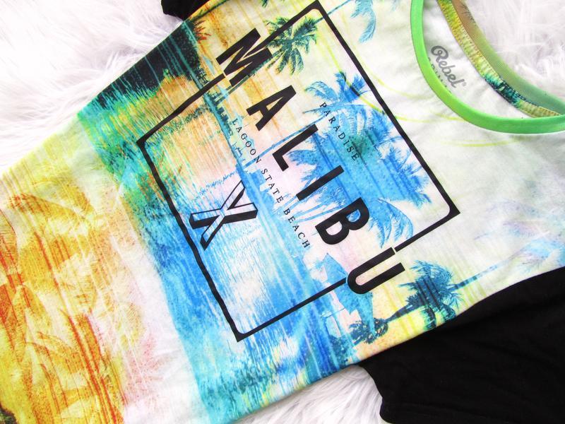 Стильная футболка rebel - Фото 4