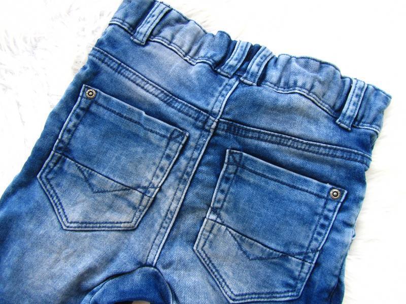 Стильные и качественные джинсовые шорты tu - Фото 2