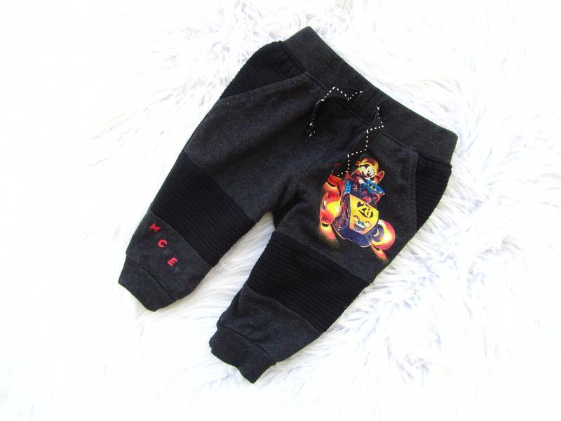 Стильные штаны брюки disney mickey mouse