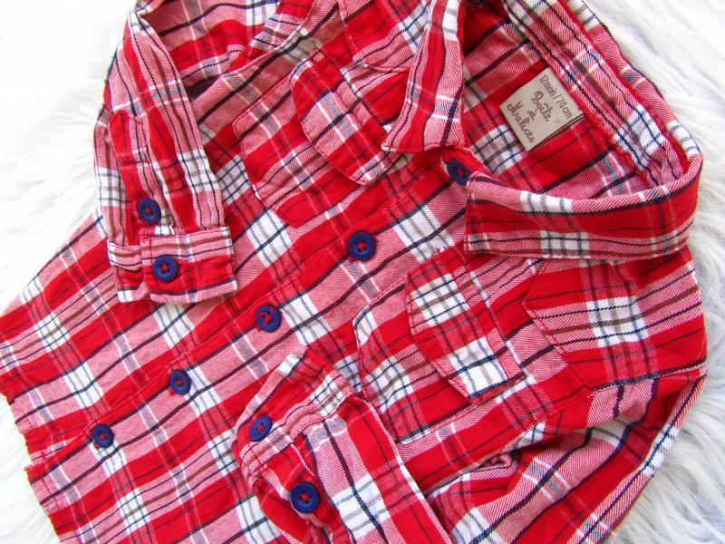 Качественная и стильная рубашка - Фото 4