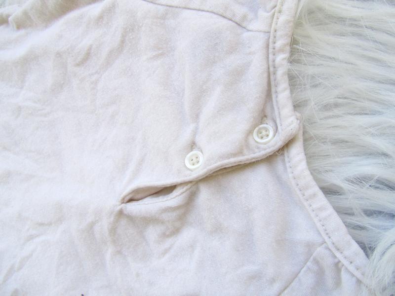 Боди кофта сарафан  с длинным  рукавом gap - Фото 2