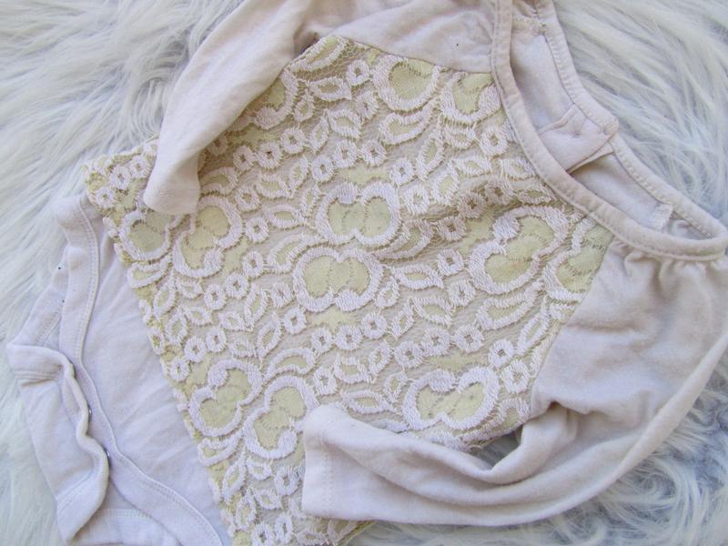 Боди кофта сарафан  с длинным  рукавом gap - Фото 5