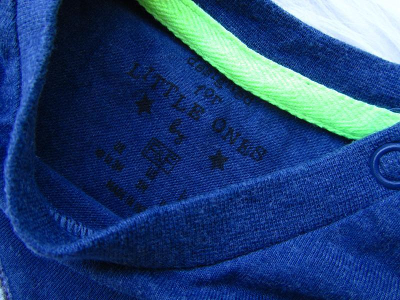 Стильная футболка f&f - Фото 4