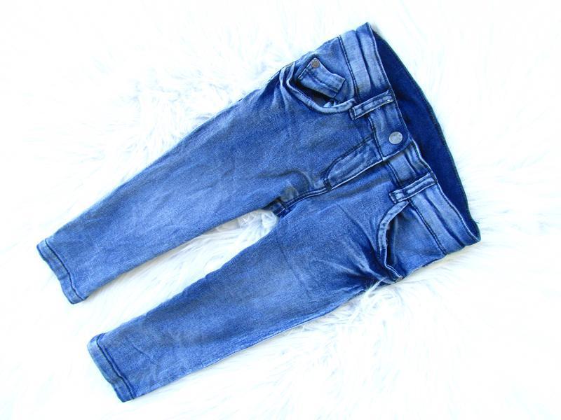 Стильные джинсы штаны брюки baby blue