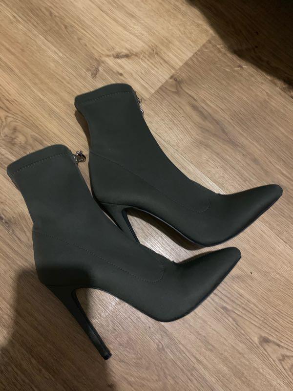 Ботиночки ,ботфорты,полу-сапоги-чулки - Фото 3