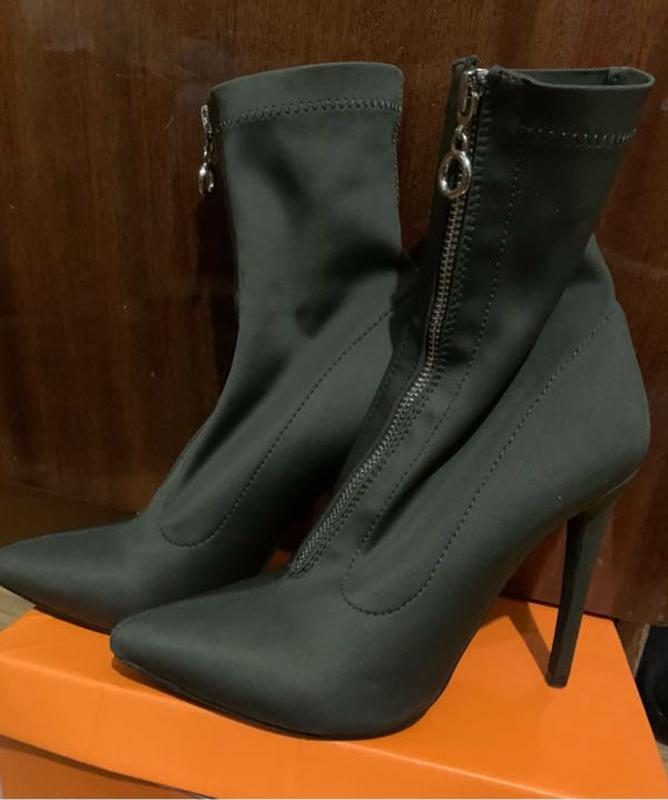 Ботиночки ,ботфорты,полу-сапоги-чулки