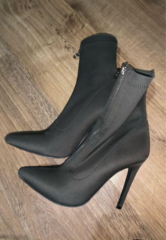 Ботиночки ,ботфорты,полу-сапоги-чулки - Фото 6