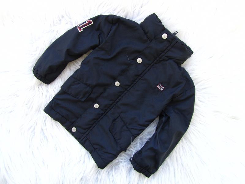 Стильная куртка с капюшоном river  woods