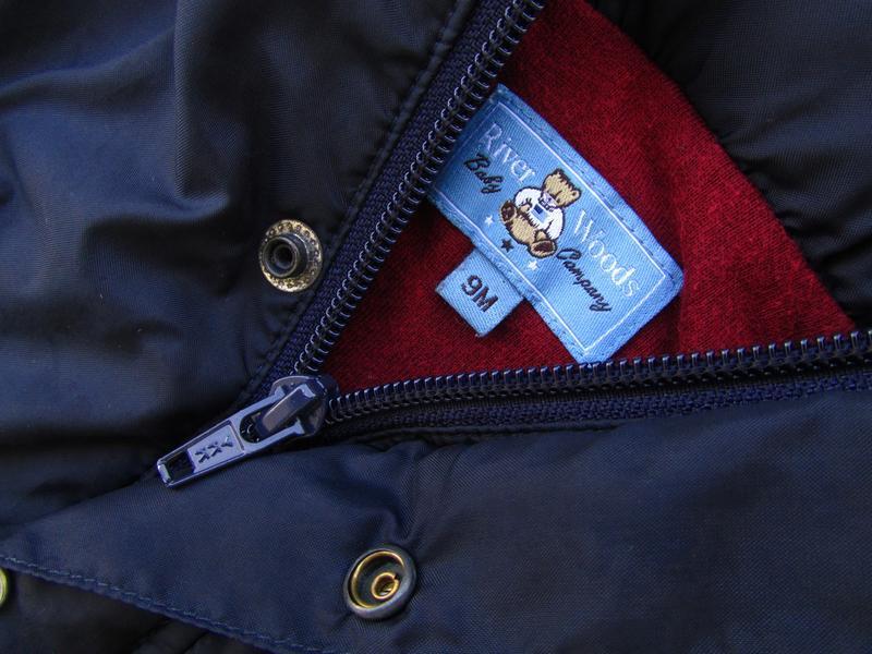 Стильная куртка с капюшоном river  woods - Фото 6