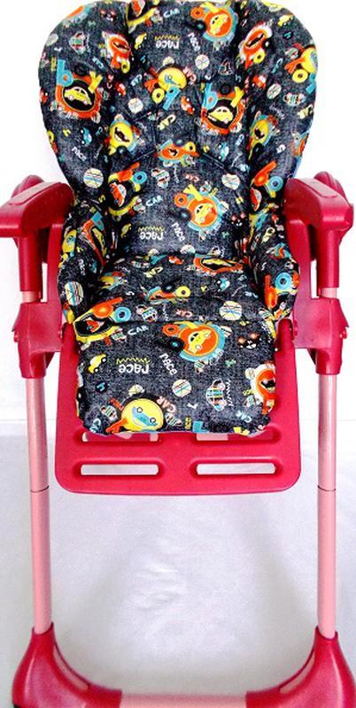 Чехол на стульчик для кормления - Фото 2