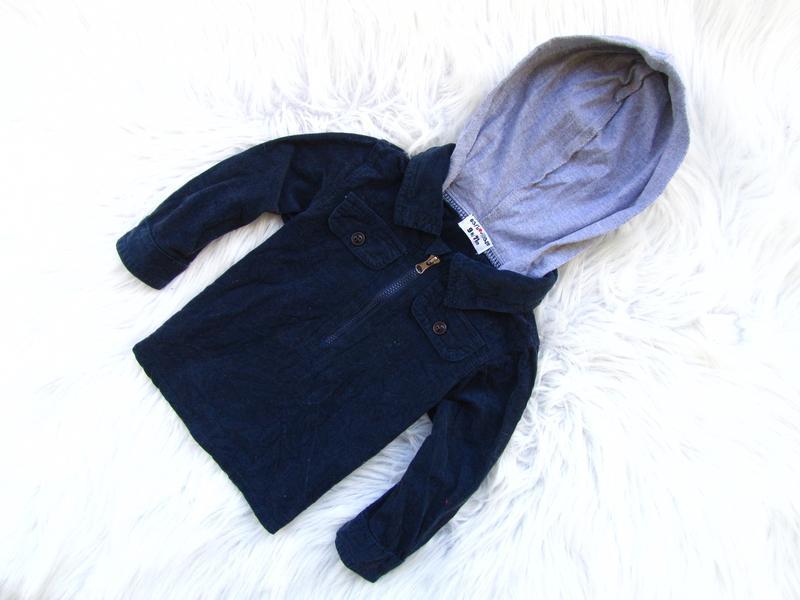 Качественная и стильная рубашка кофта с капюшоном   barb village