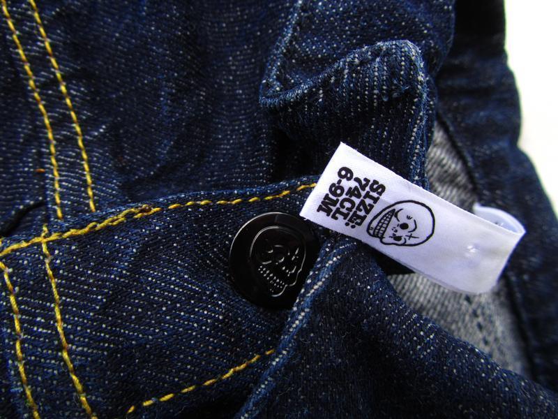 Стильная джинсовая  куртка cheap monday - Фото 3