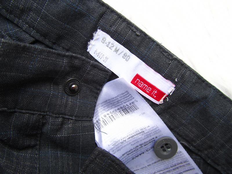Стильные штаны брюки name it - Фото 2