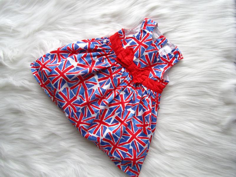 "Нарядное платье ""англия"" next - Фото 2"
