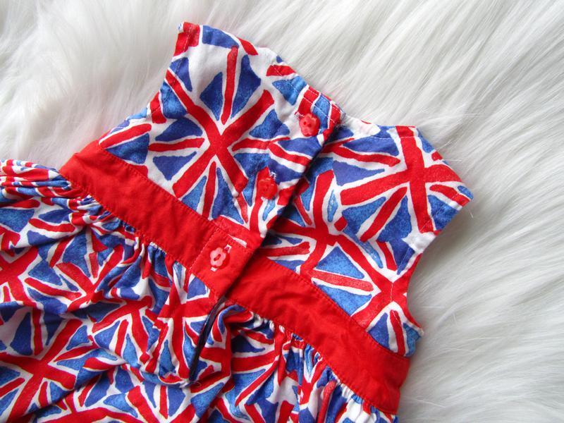 "Нарядное платье ""англия"" next - Фото 3"