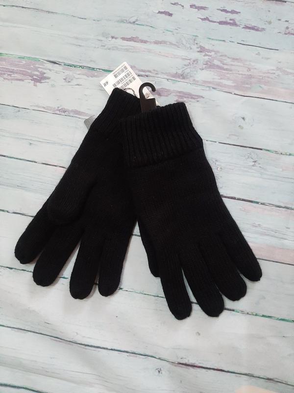Мужские перчатки теплые