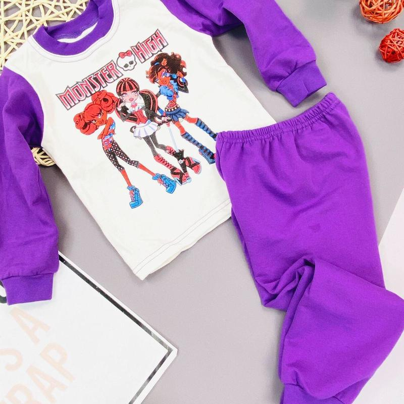 Пижама тёплая для девочки
