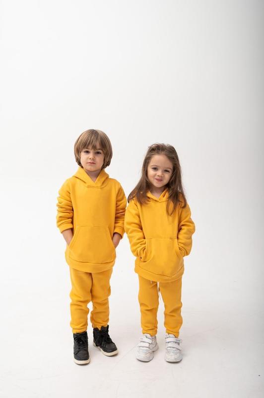 Детский тёплый костюм