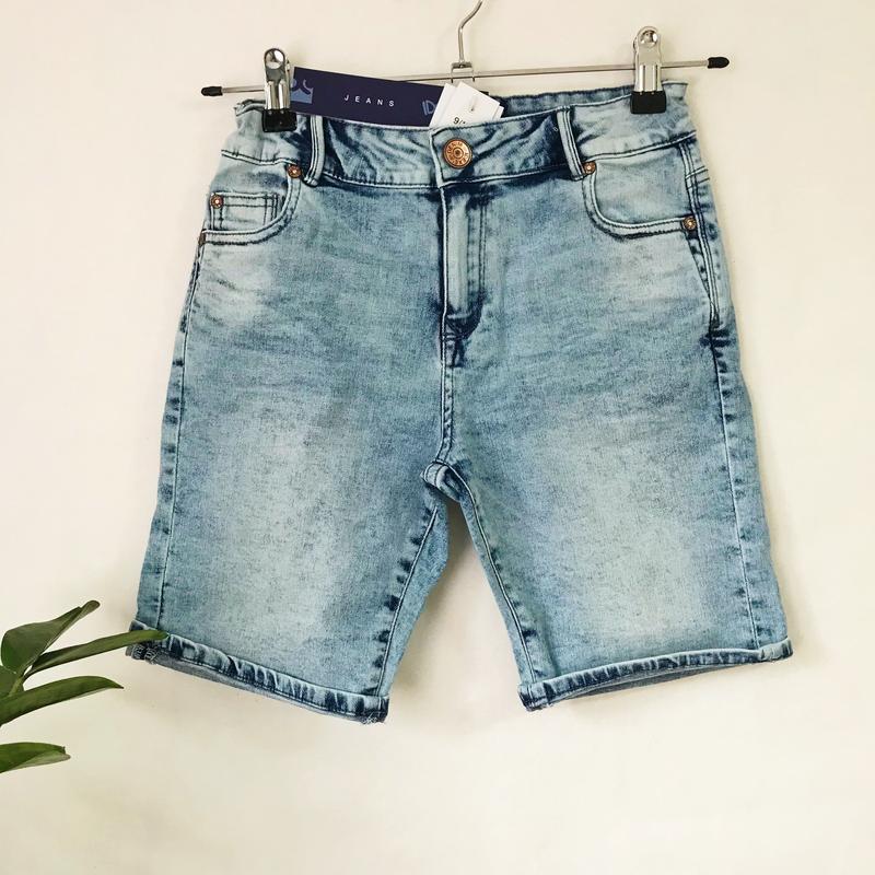 Джинсові шорти / джинсовые шорты idexe, 9-10 років