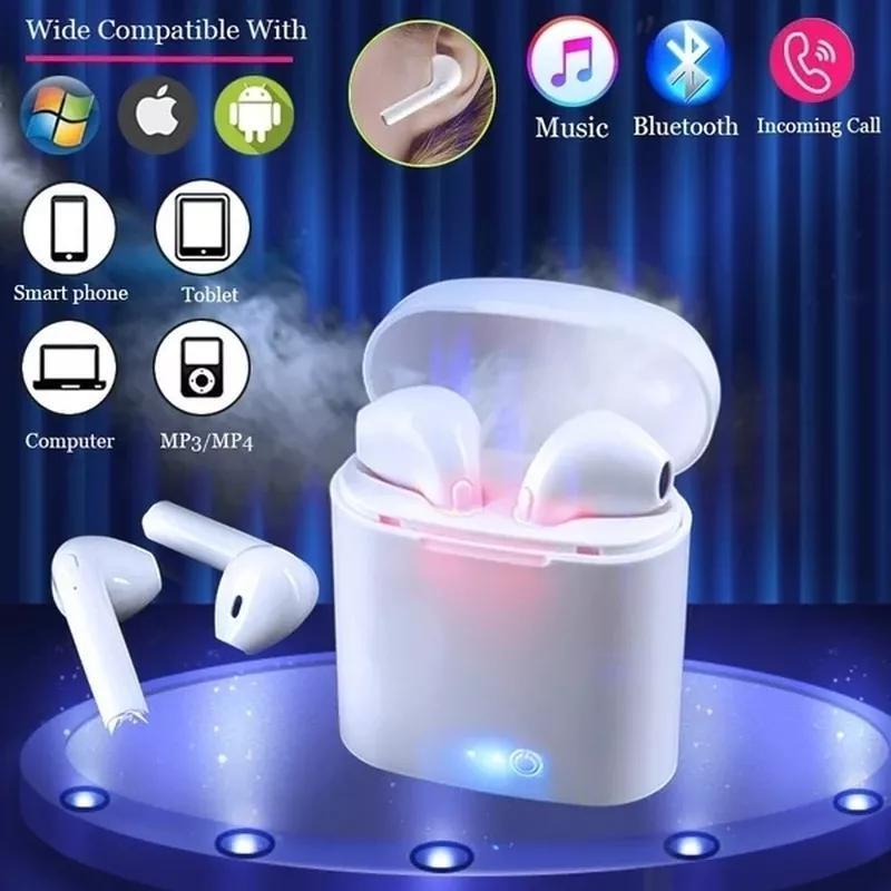 I7S TWS - Bluetooth Наушники,  Гарнитура Беспроводов