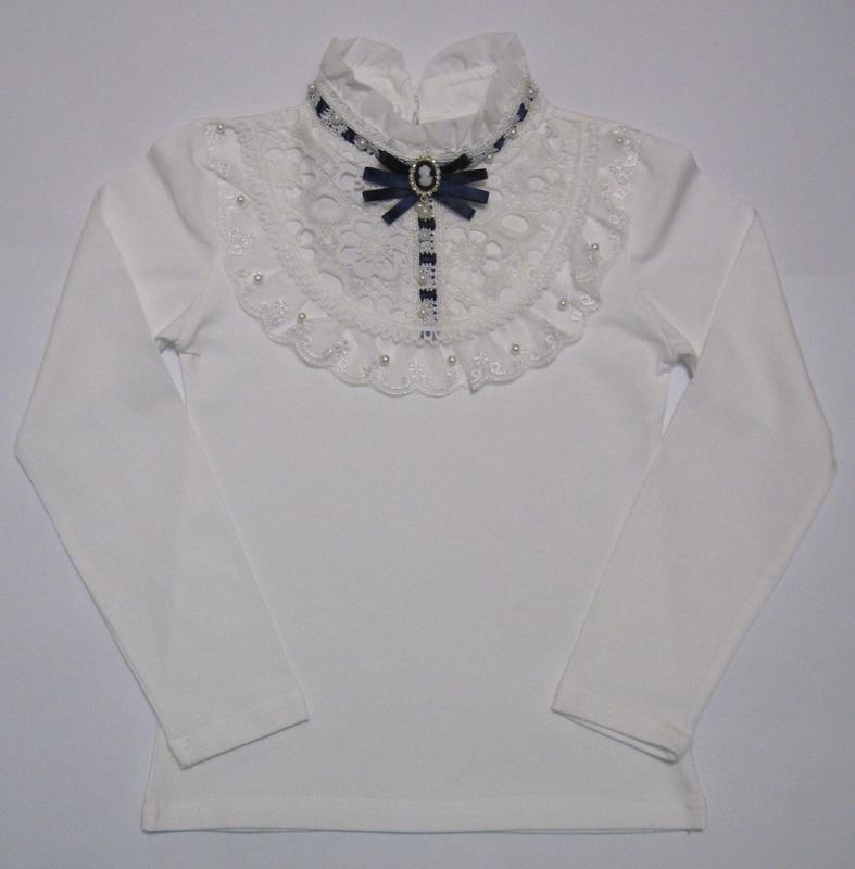 Детская блуза на девочку (110 см - 150 см)