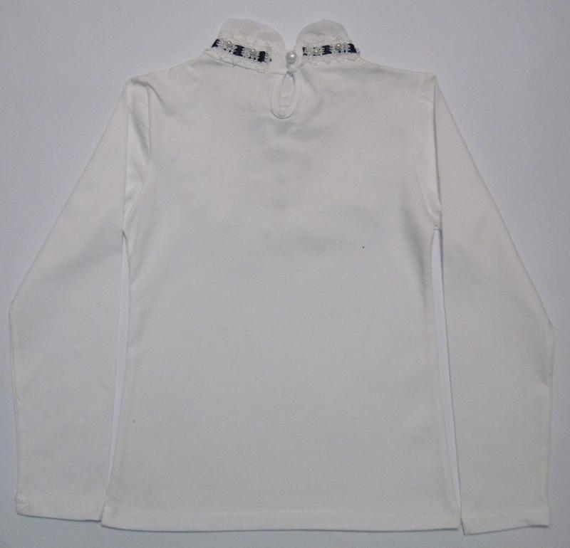 Детская блуза на девочку (110 см - 150 см) - Фото 2