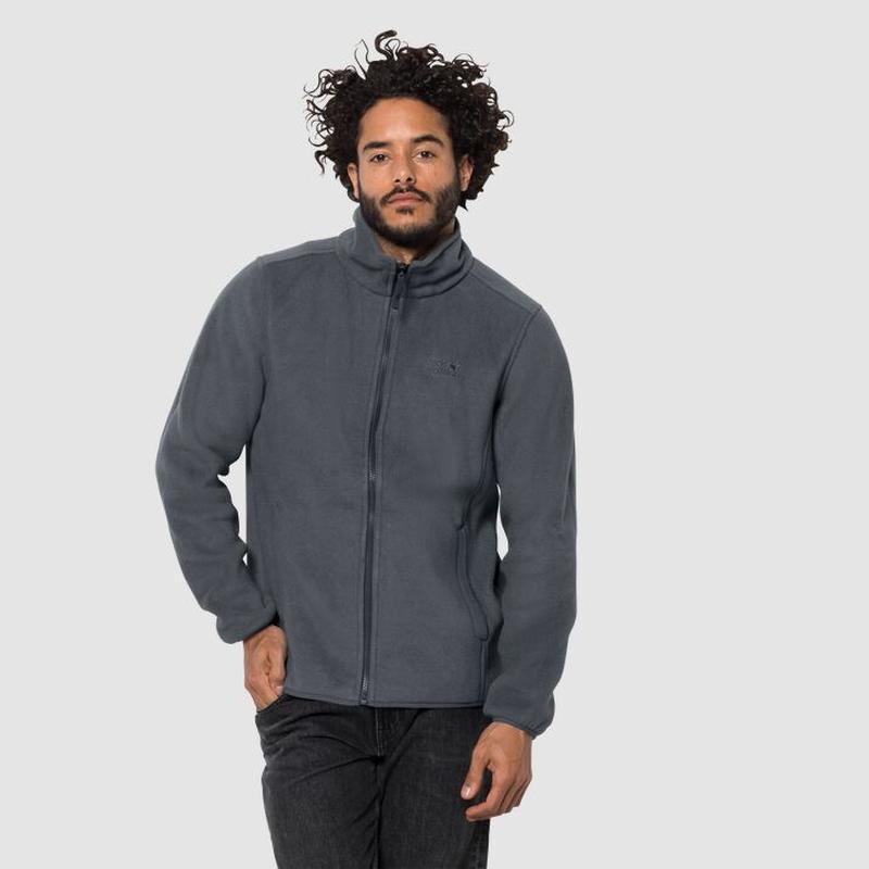Куртка 3 в 1 west harbour jacket jack wolfskin - Фото 5