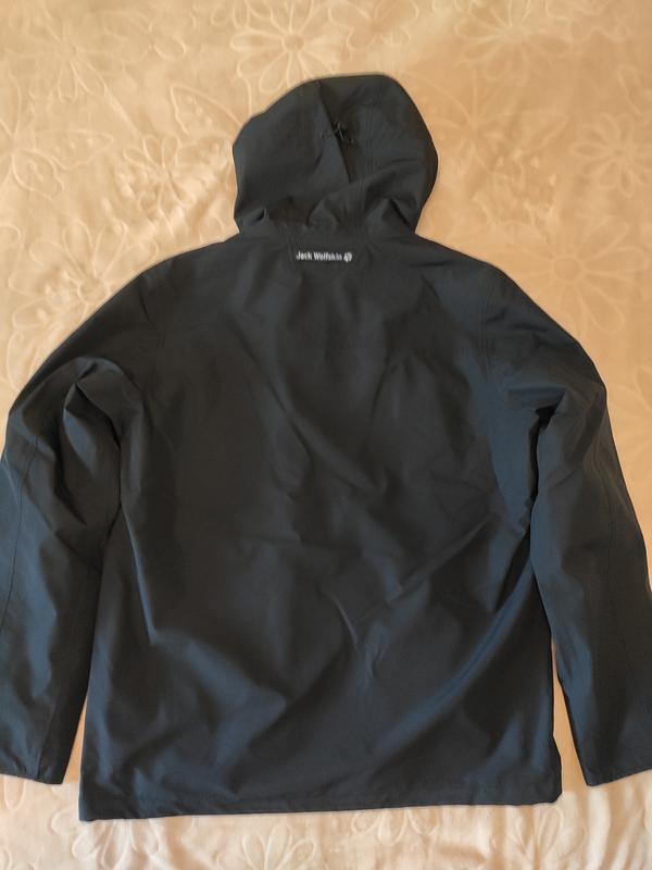 Куртка 3 в 1 west harbour jacket jack wolfskin - Фото 7