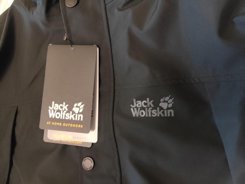 Куртка 3 в 1 west harbour jacket jack wolfskin - Фото 8