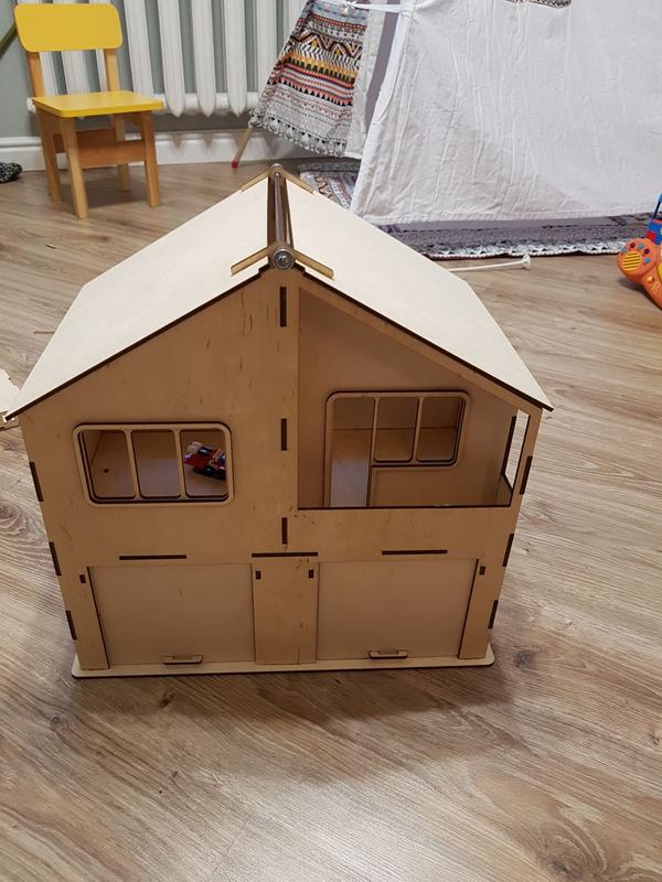 Іграшковий будинок гараж , домик , гараж