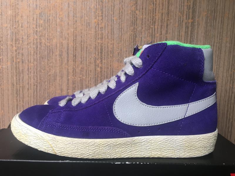 Женские кроссовки Nike Blazer Original р.37.5
