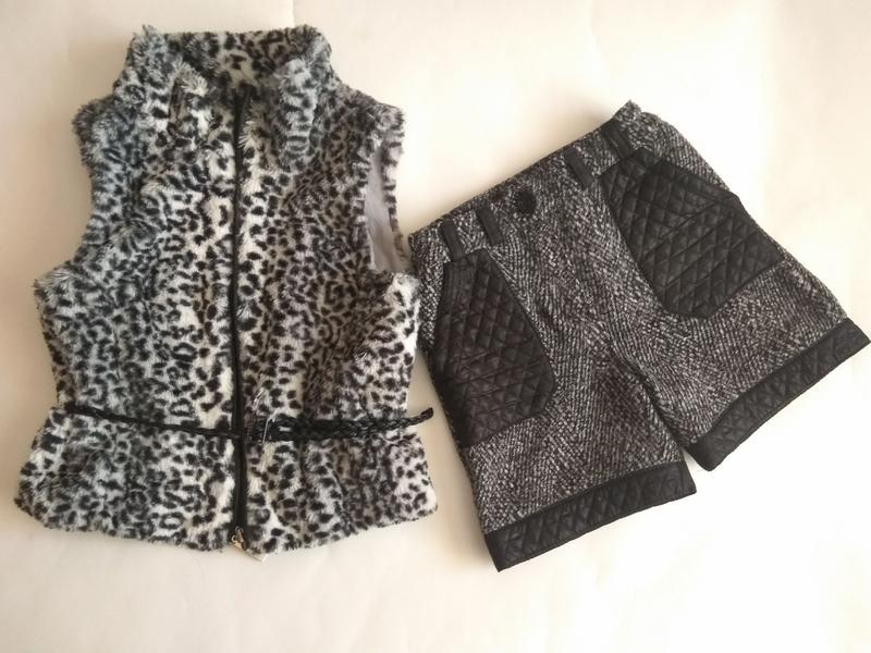 Распродажа!!!тёплые стильные шорты