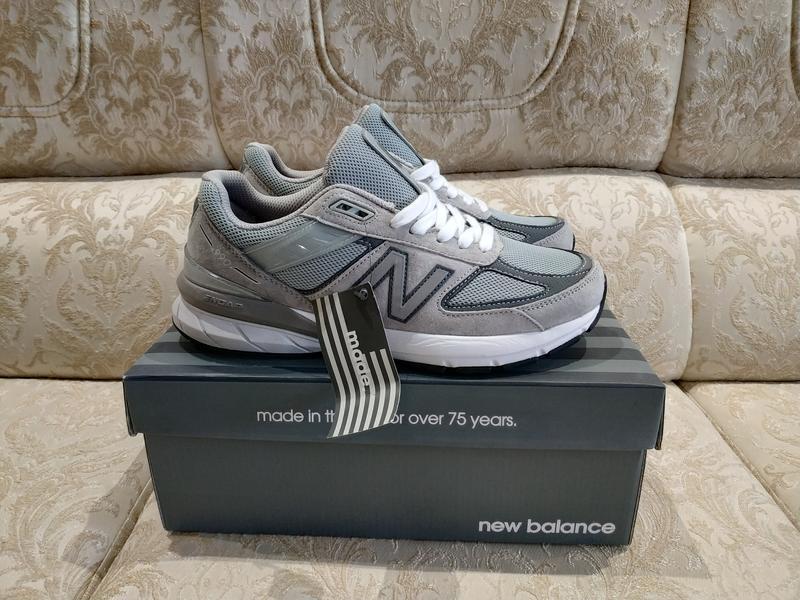 New Balance 990v5 Made in the USA Original ( кроссовки, Nike, Adi