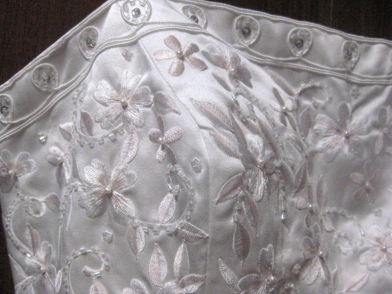 Платье yve london usa fassion белое длинное макси свадебное вы... - Фото 4