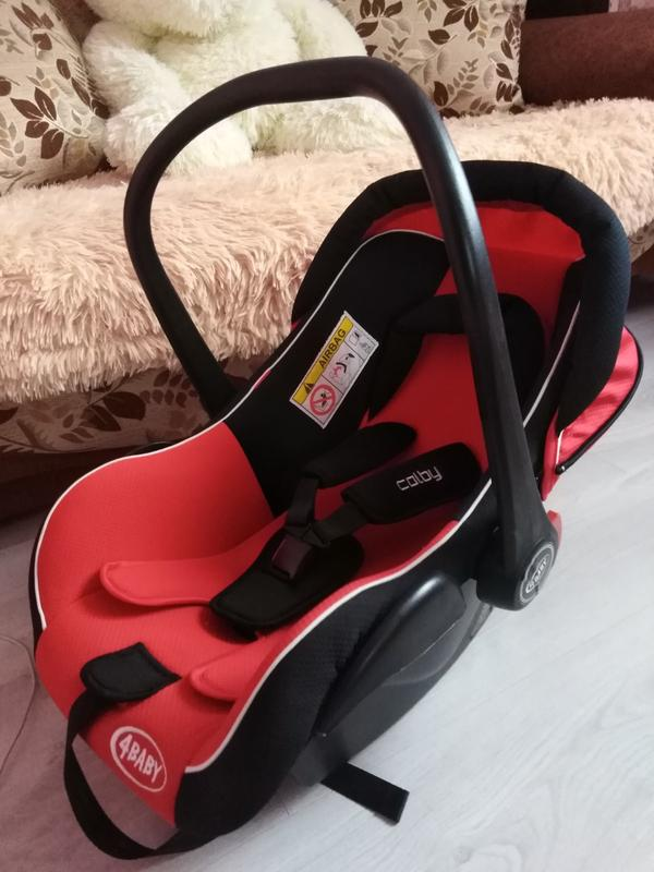 Автокресло для новорожденных - Фото 3