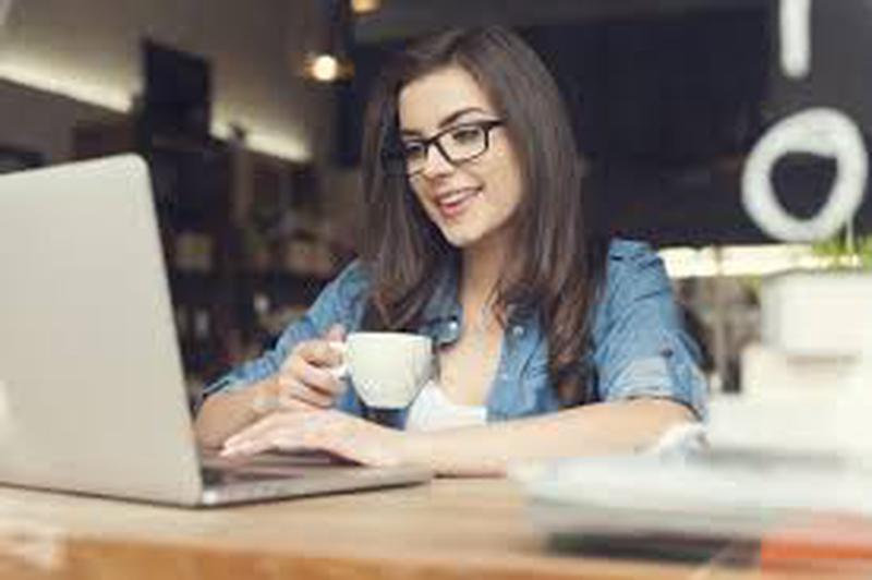 Работа в интернете для женщин на дому.
