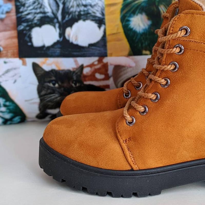 Женские ботинки сапоги - Фото 5