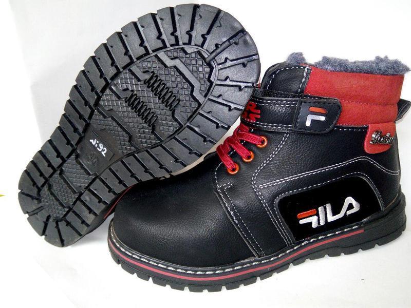Ботинки, дутики, сапожки детские, для мальчика, зимняя обувь, ... - Фото 3