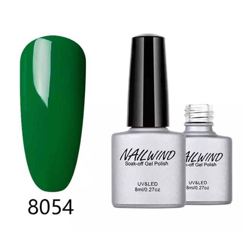 Гель лак nailwind 8054