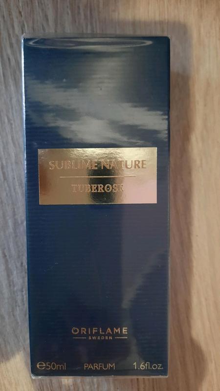 Парфюмерная вода sublime nature tuberose тубероза