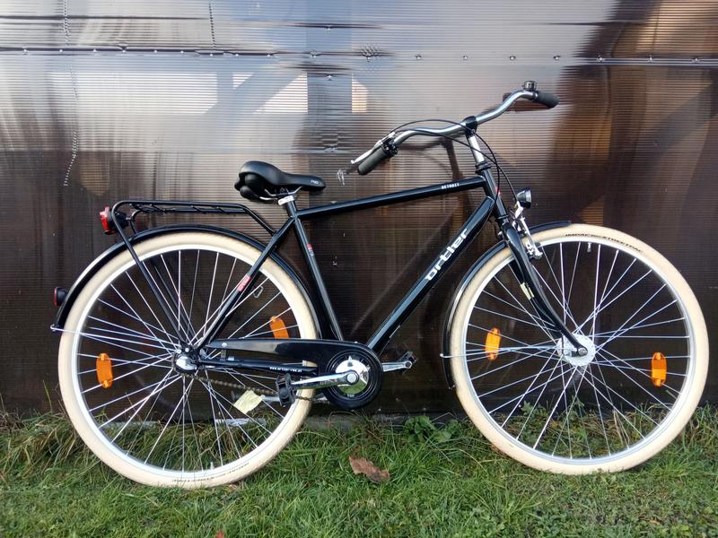 Велосипед Ortler