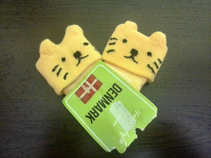 Denmark детские носки 2 пары Новые! - Фото 2