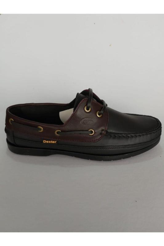 Кожаные мужские туфли от бренда dexter. Число 40. ароматизированн - Фото 3
