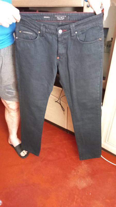 Джинсы мужские Philipp Plein, 34 размер - Фото 5