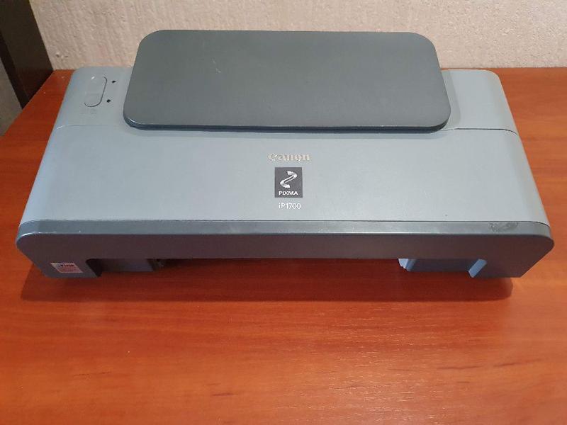 Принтер цветной Canon Pixma iP1700